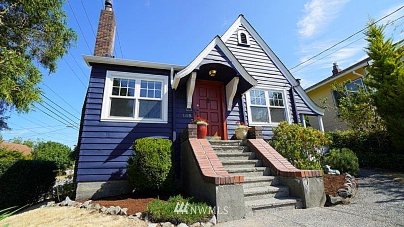 Photo of 158 NW 74th Street, Seattle, WA 98117 (MLS # 1815982)