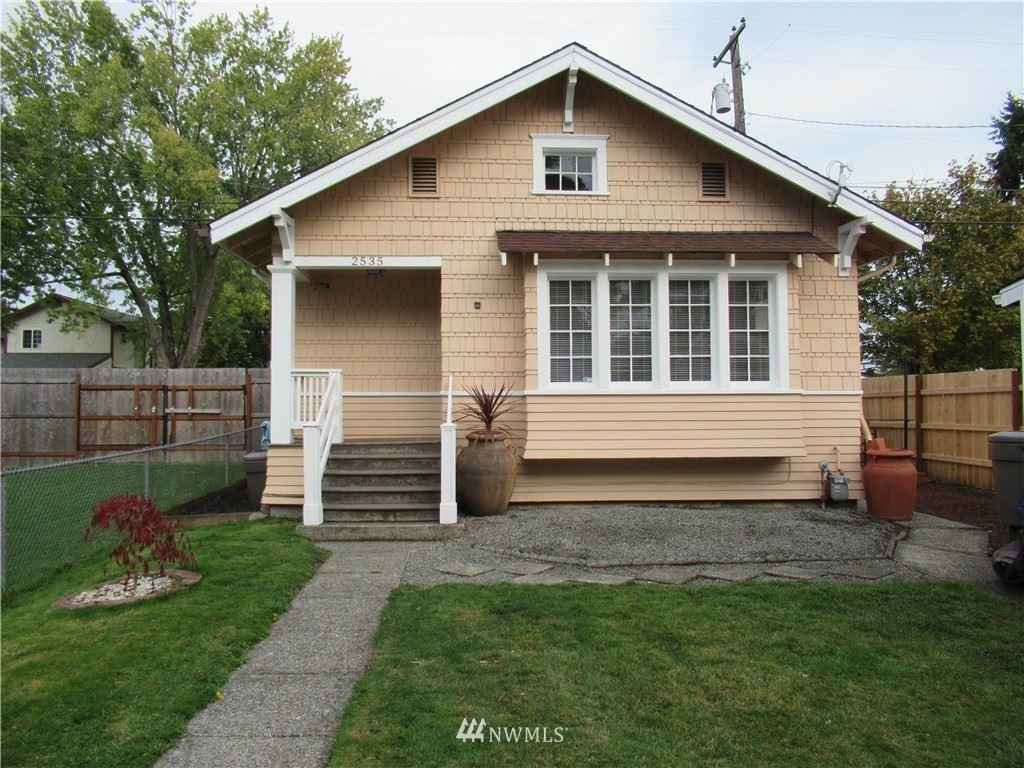 Photo of 2535 S M Street, Tacoma, WA 98405 (MLS # 1854983)