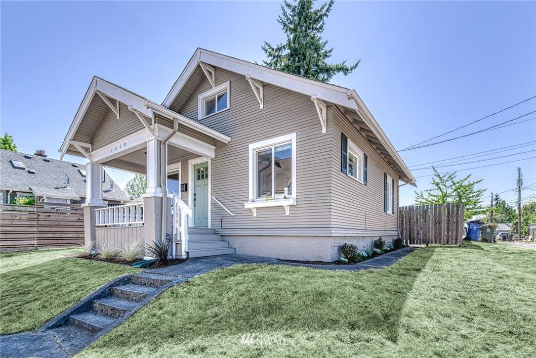 1210 S 45th Street, Tacoma, WA 98418 - #: 1822988