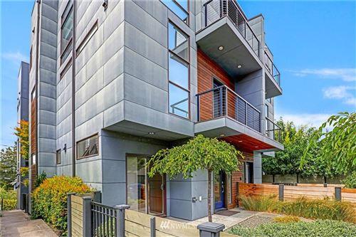 Photo of 2617 Boylston Avenue E #A, Seattle, WA 98102 (MLS # 1800992)