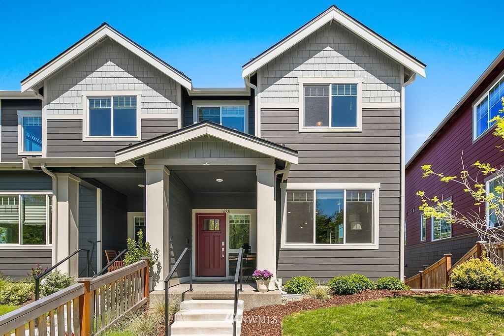 Photo of 6531 SW 30th Place, Seattle, WA 98126 (MLS # 1780993)