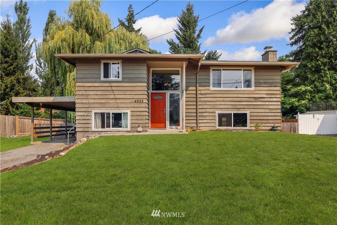 4503 224th Place SW, Mountlake Terrace, WA 98043 - #: 1821993