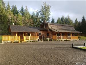 Photo of 313 Elk Valley Rd, Forks, WA 98331 (MLS # 1397994)