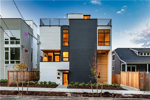 Photo of 126 W Florentia Street #D, Seattle, WA 98119 (MLS # 1676994)