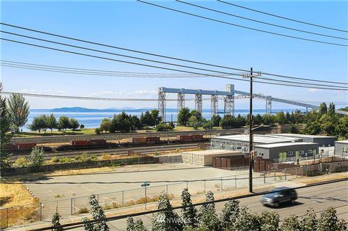 Photo of 500 Elliott Avenue W #404, Seattle, WA 98119 (MLS # 1648997)