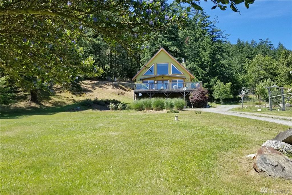 Photo for 2882 Crow Valley Rd, Orcas Island, WA 98245 (MLS # 1469997)