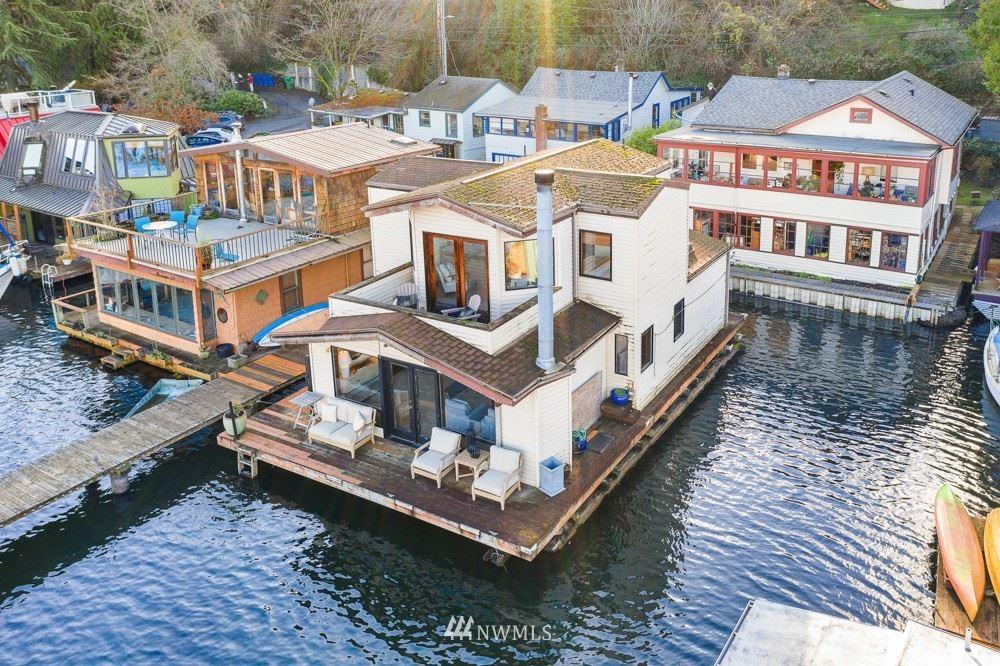 Photo of 3118 Portage Bay Place #F, Seattle, WA 98102 (MLS # 1716997)