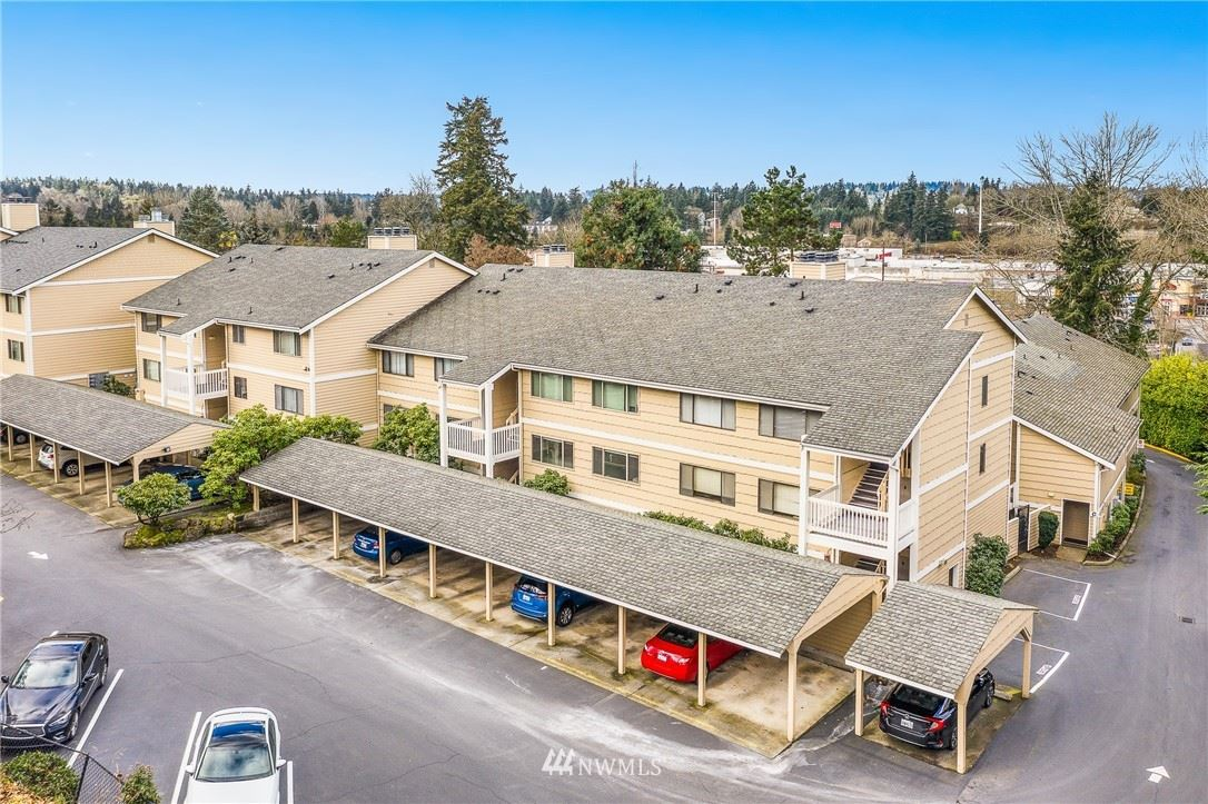 Photo of 12840 SE 40th Court #B10, Bellevue, WA 98006 (MLS # 1733997)