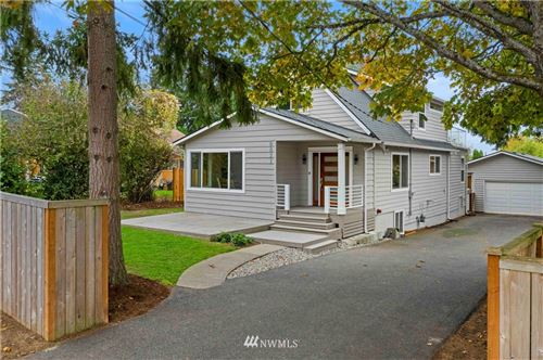 Photo of 9821 California Avenue SW, Seattle, WA 98136 (MLS # 1682998)