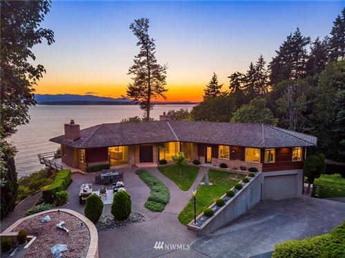 Photo of 1206 NW Culbertson Drive, Seattle, WA 98177 (MLS # 1810998)