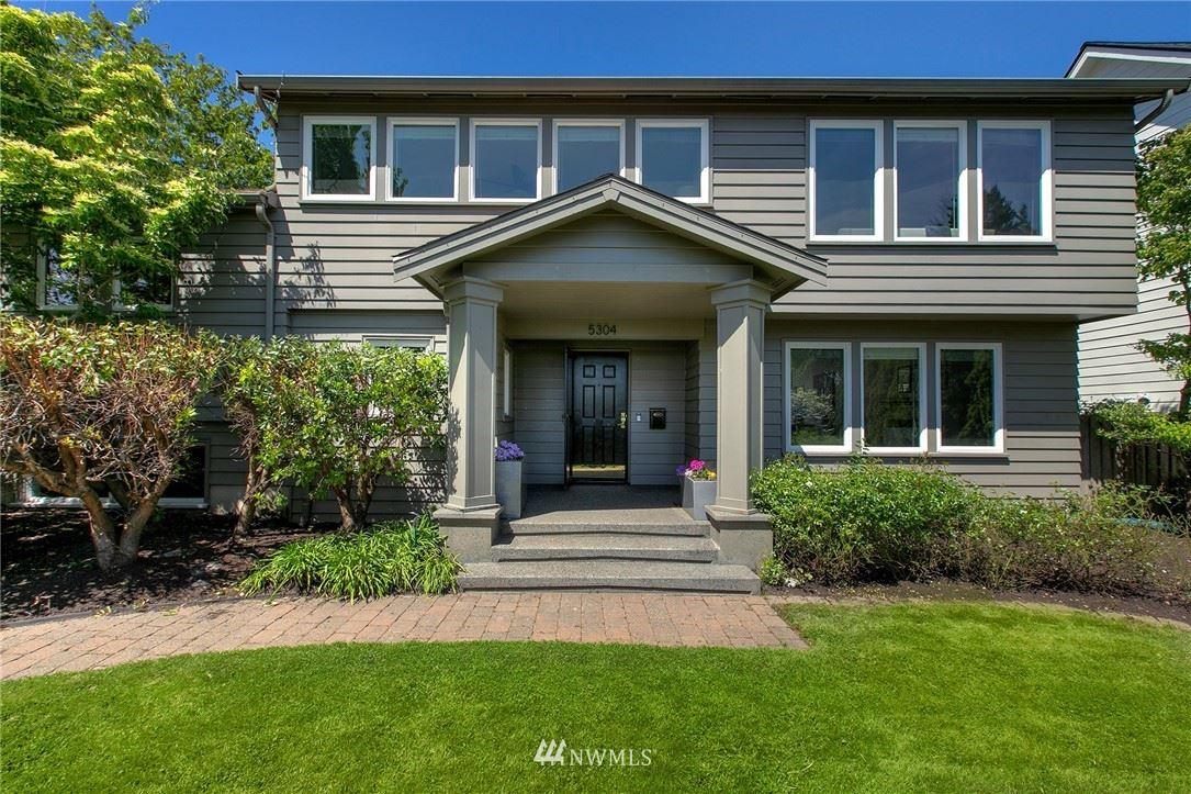 Photo of 5304 NE 67th Street, Seattle, WA 98115 (MLS # 1771998)