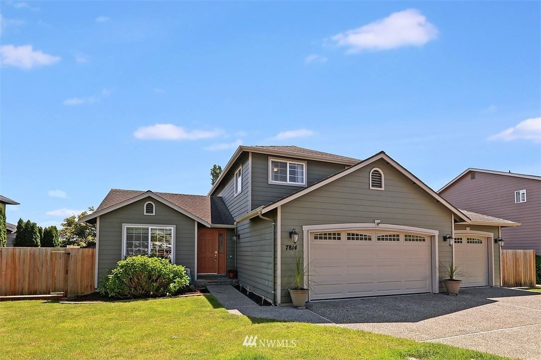 Photo of 7814 263rd Place NW, Stanwood, WA 98292 (MLS # 1772998)