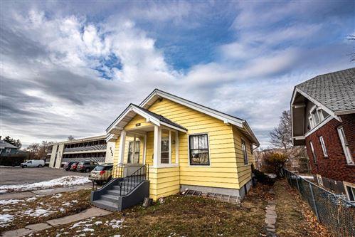 Photo of 438 South 5th Street East, Missoula, MT 59801 (MLS # 22012004)