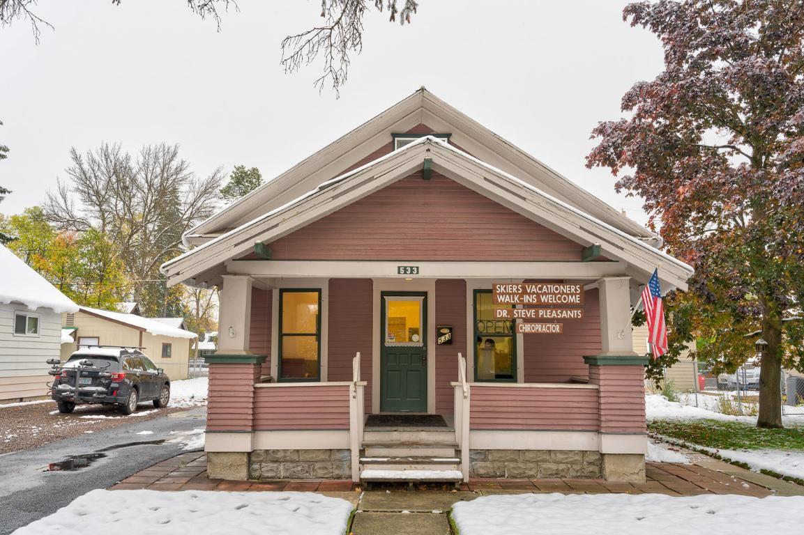 Photo of 533 Spokane Avenue, Whitefish, MT 59937 (MLS # 22017016)