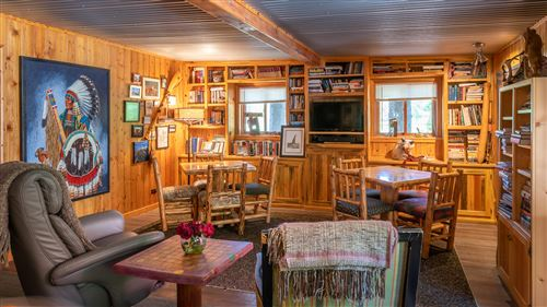 Tiny photo for 22360 Laughing Horse Lodge, Swan Lake, MT 59911 (MLS # 22111019)