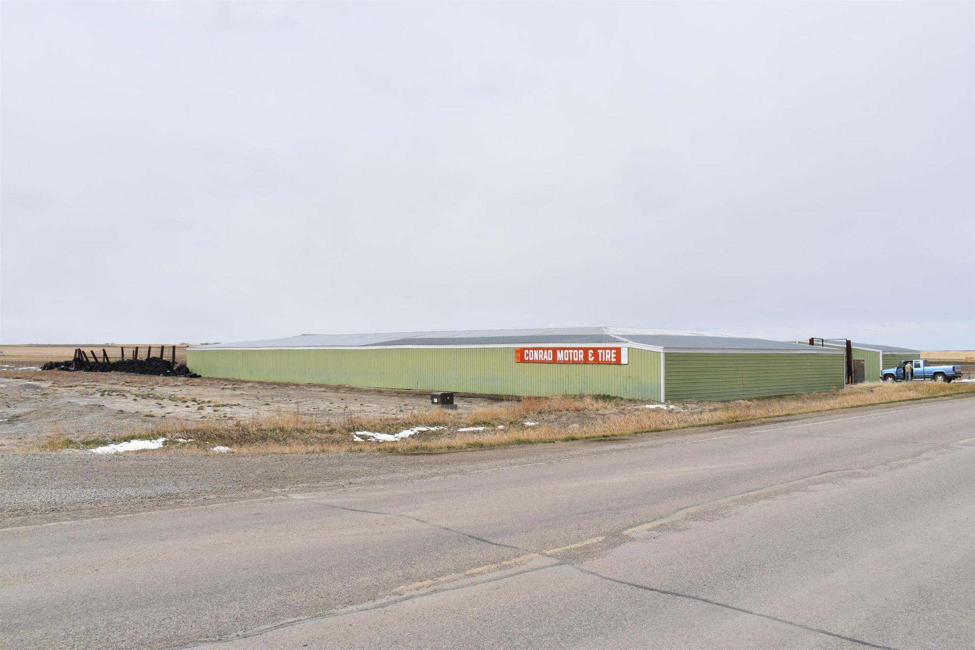 Photo of 620 North Main Street, Conrad, MT 59425 (MLS # 22105027)