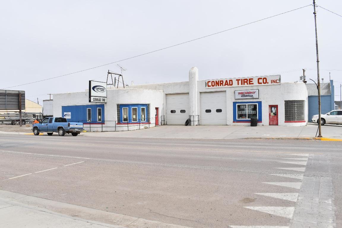 Photo of 227 South Main Street, Conrad, MT 59425 (MLS # 22105041)