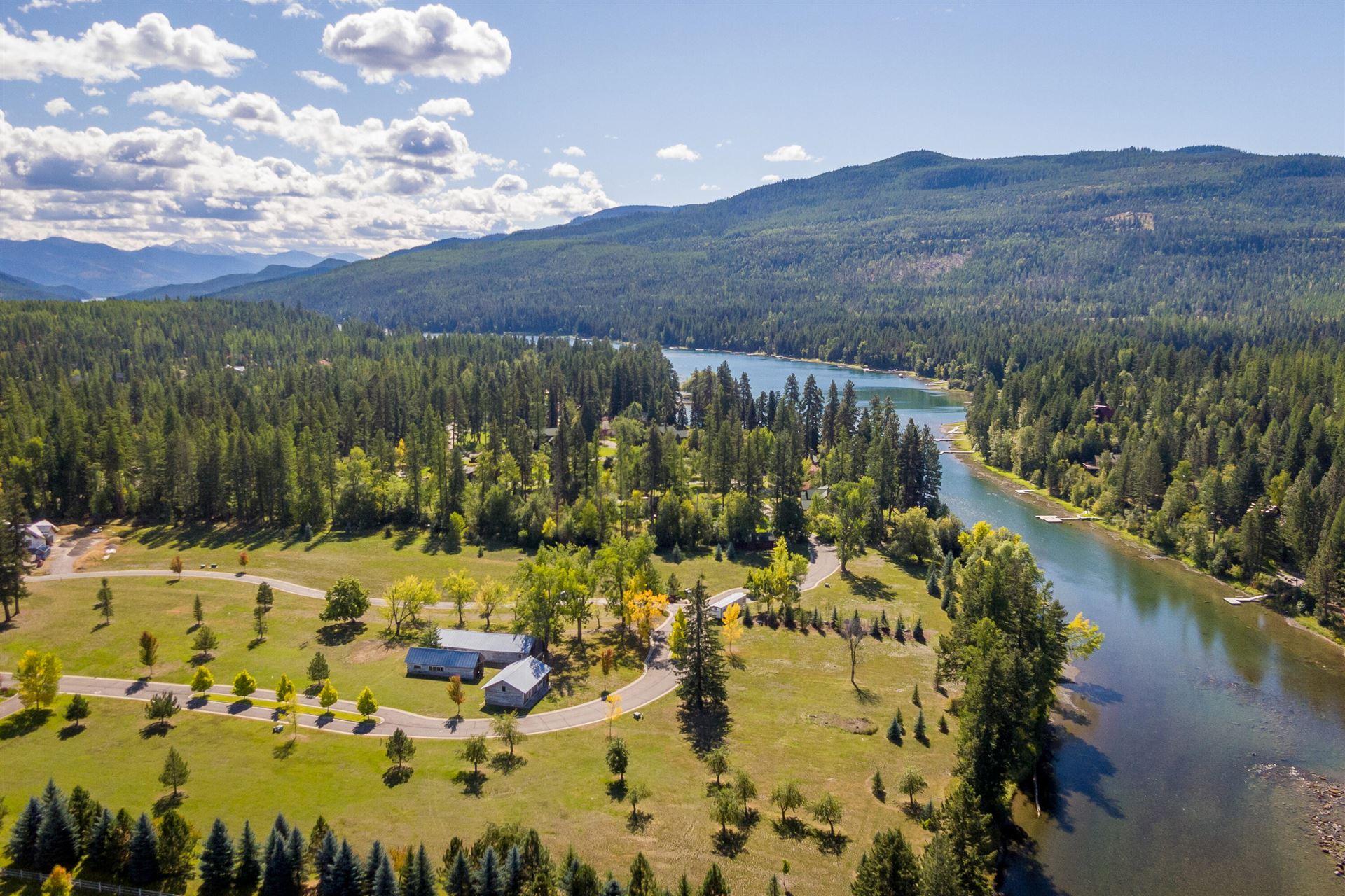 Photo for 13565 River Run Loop, Bigfork, MT 59911 (MLS # 22114057)