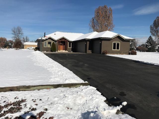 Photo of 1705 Homestead Drive, Missoula, MT 59802 (MLS # 22018092)