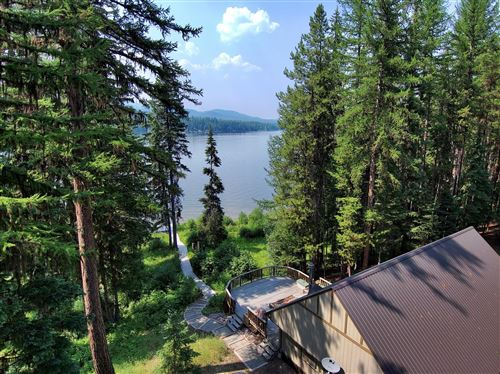 Photo of 4201 Mt-83, Seeley Lake, MT 59868 (MLS # 22112109)