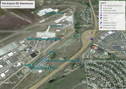 Photo of Tract 4 Old Airport Road, Great Falls, MT 59404 (MLS # 22017116)