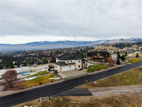 Tiny photo for 3100 Loraine Drive, Missoula, MT 59803 (MLS # 22018119)