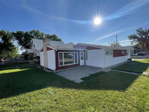 Photo of 137 4th Avenue South East, Cut Bank, MT 59427 (MLS # 22107124)