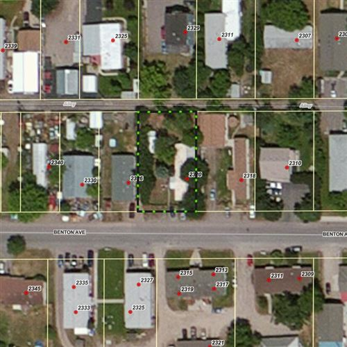 Photo of 2320 Benton Avenue, Missoula, MT 59801 (MLS # 22115130)