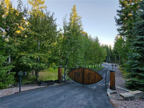 Photo of 400 Antler Ridge Road, Whitefish, MT 59937 (MLS # 22115151)