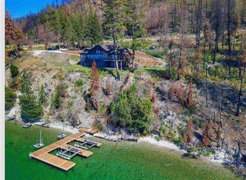 Photo of 31315 Montana Hwy 35, Polson, MT 59860 (MLS # 22116211)