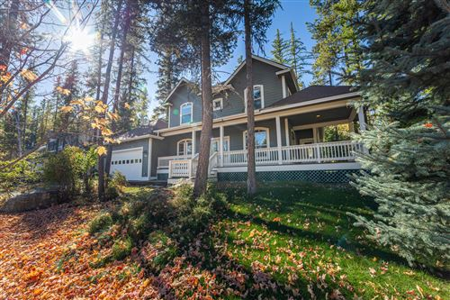 Photo of 1016 Mountain Park Drive, Whitefish, MT 59937 (MLS # 22116215)