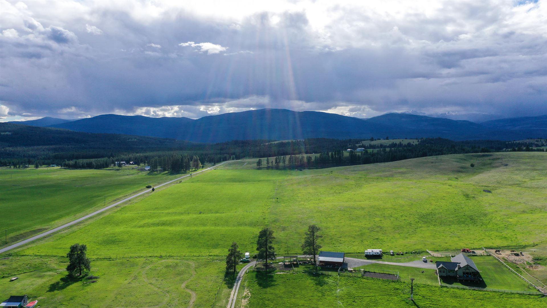 Photo of Lot 3 Quicksilver 2 - Douglas Hill, Eureka, MT 59917 (MLS # 22007217)