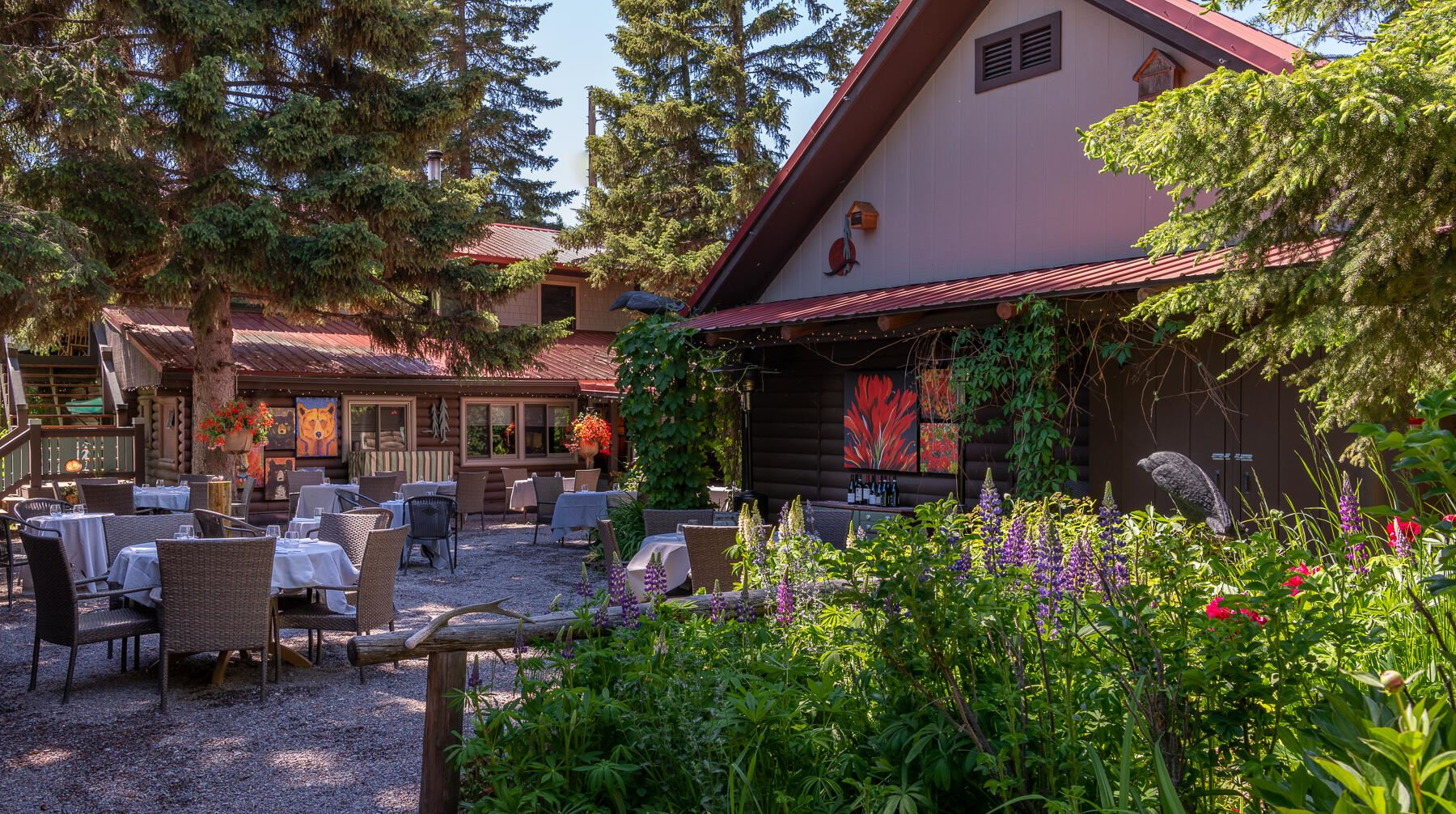 Photo for . Laughing Horse Lodge, Swan Lake, MT 59911 (MLS # 22109218)