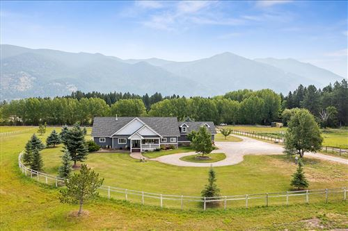 Photo of 180 Florence Acres Way, Columbia Falls, MT 59912 (MLS # 22111219)