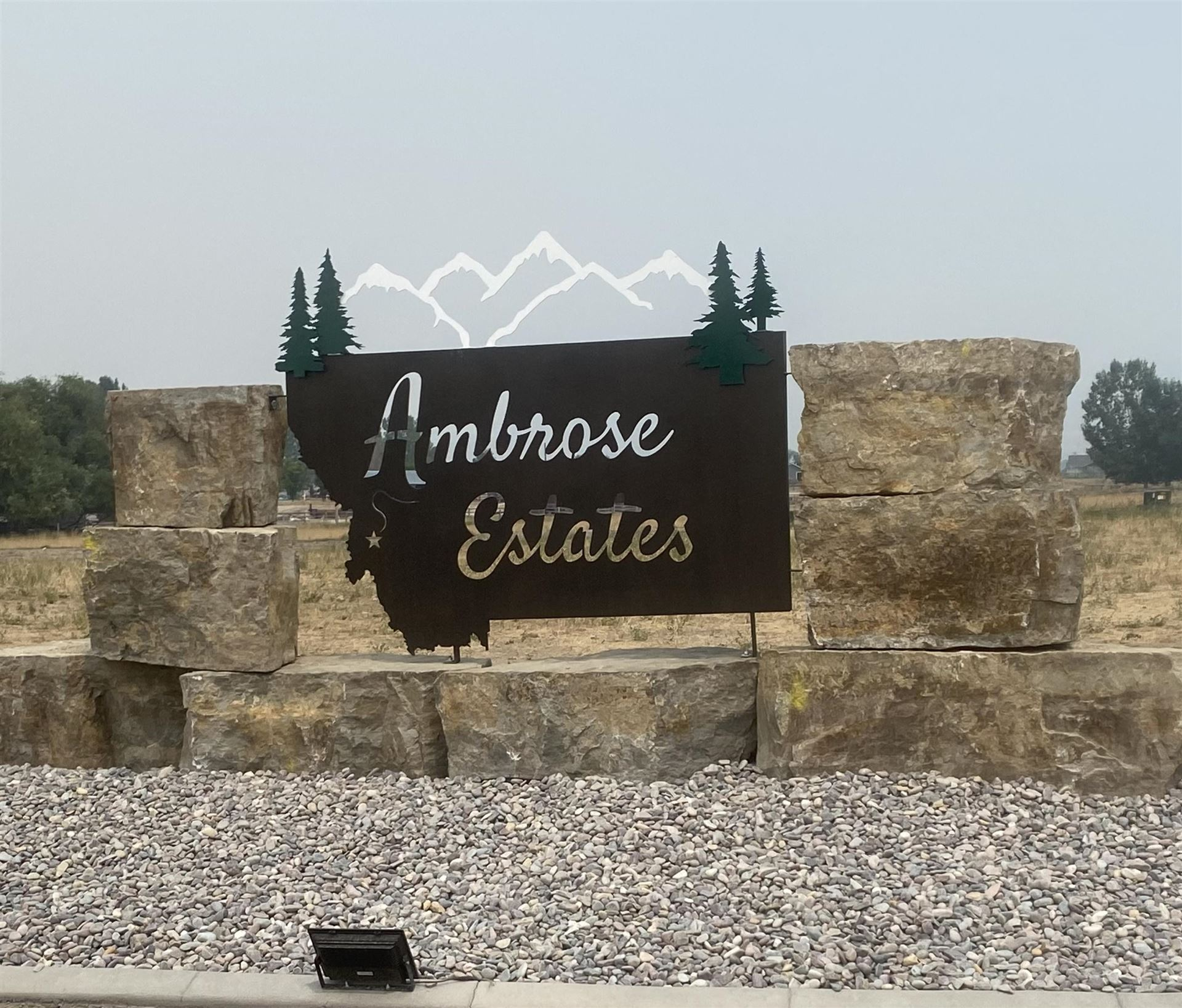 Photo of Lot 16 Ambrose Estates Subdivision, Stevensville, MT 59870 (MLS # 22112237)