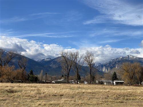 Photo of -- Kurtz Lane, Hamilton, MT 59840 (MLS # 22112251)