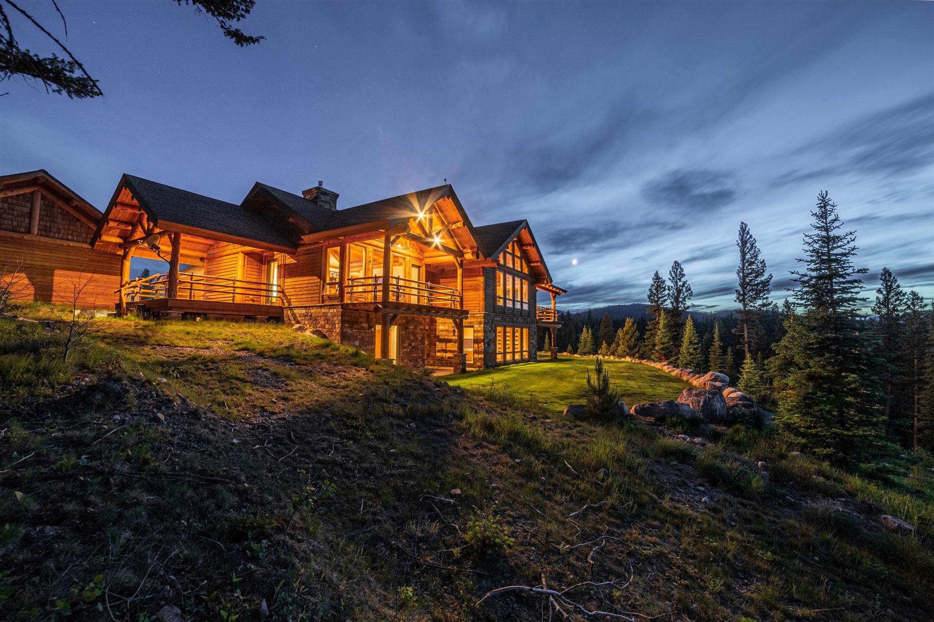 Photo of Krohn Lake Ranch, Lincoln, MT 59639 (MLS # 22018258)