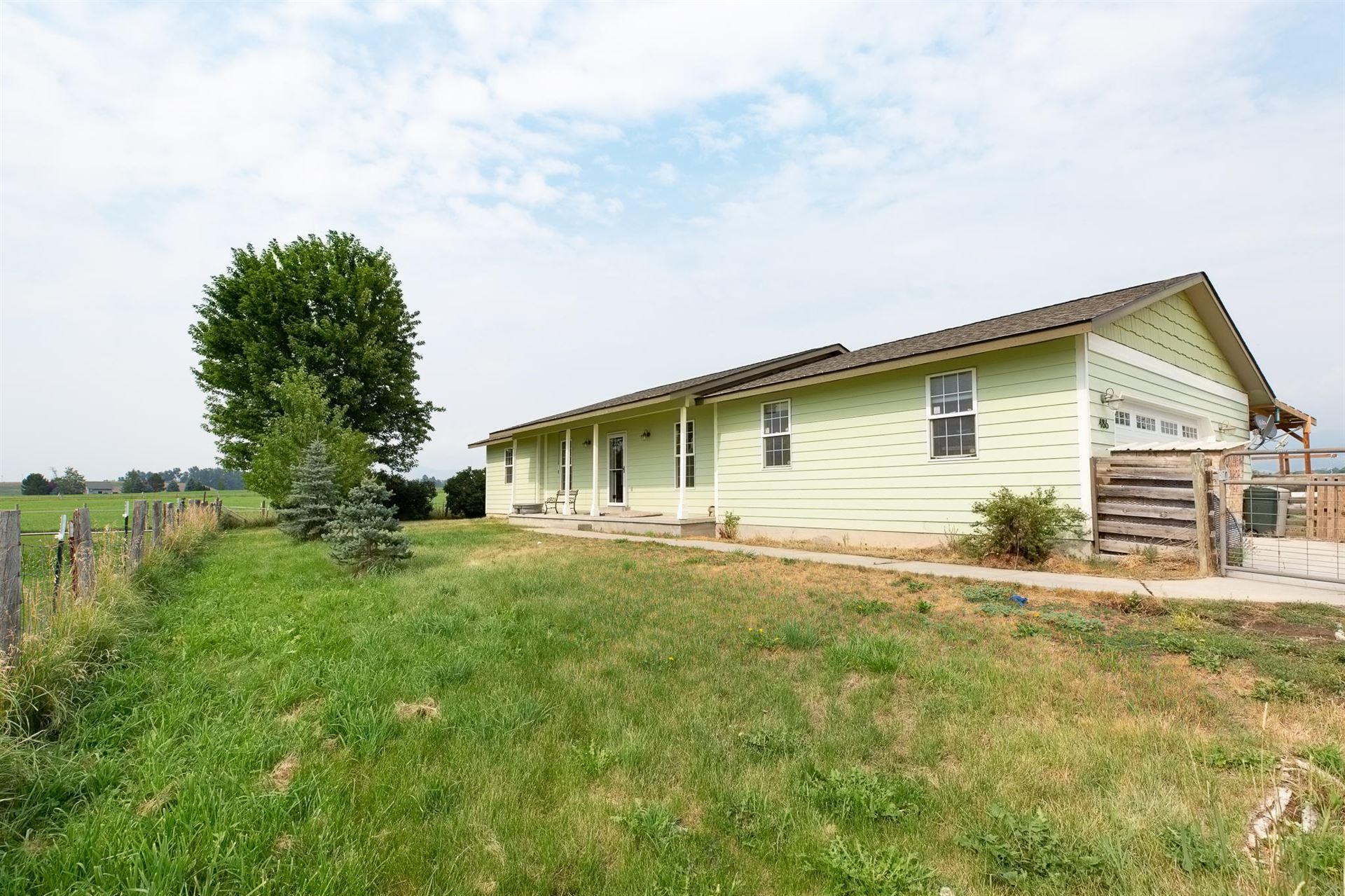 Photo of 486 Ashberry Lane, Stevensville, MT 59870 (MLS # 22112270)