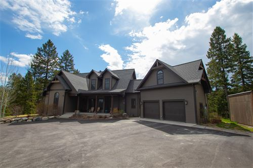 Photo of 245 Cliff Creek Road, Whitefish, MT 59937 (MLS # 22106313)