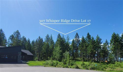 Photo of 307 Whisper Ridge Drive, Bigfork, MT 59911 (MLS # 22109328)