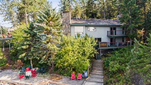Tiny photo for 661 & 655 Angel Point Road, Lakeside, MT 59922 (MLS # 22111335)