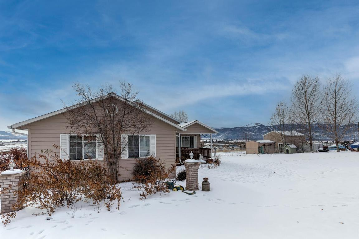 Photo of 6583 Goodan Lane, Missoula, MT 59801 (MLS # 22102355)
