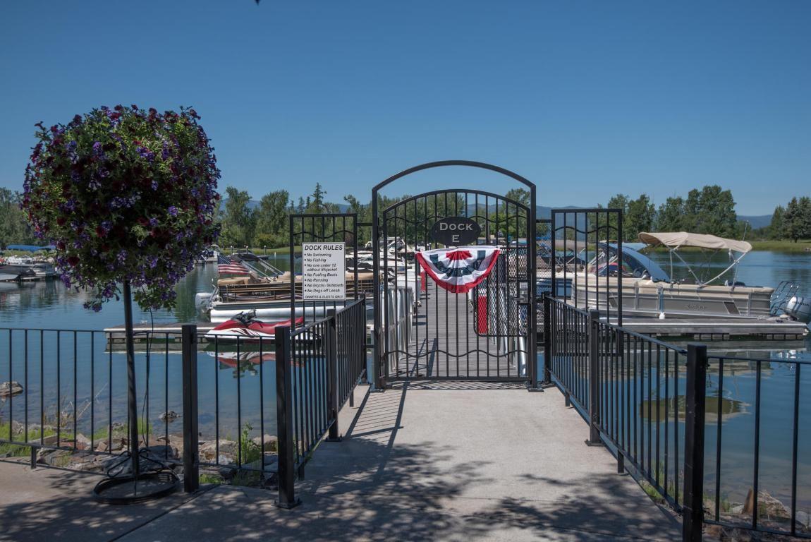 Photo of E-5 Eagle Bend Yacht Harbor, Bigfork, MT 59911 (MLS # 22017358)