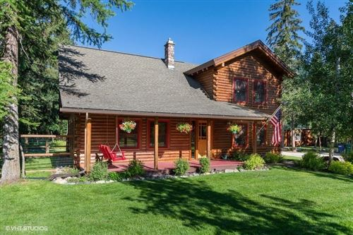 Photo of 100 Old Morris Trail, Whitefish, MT 59937 (MLS # 22109369)