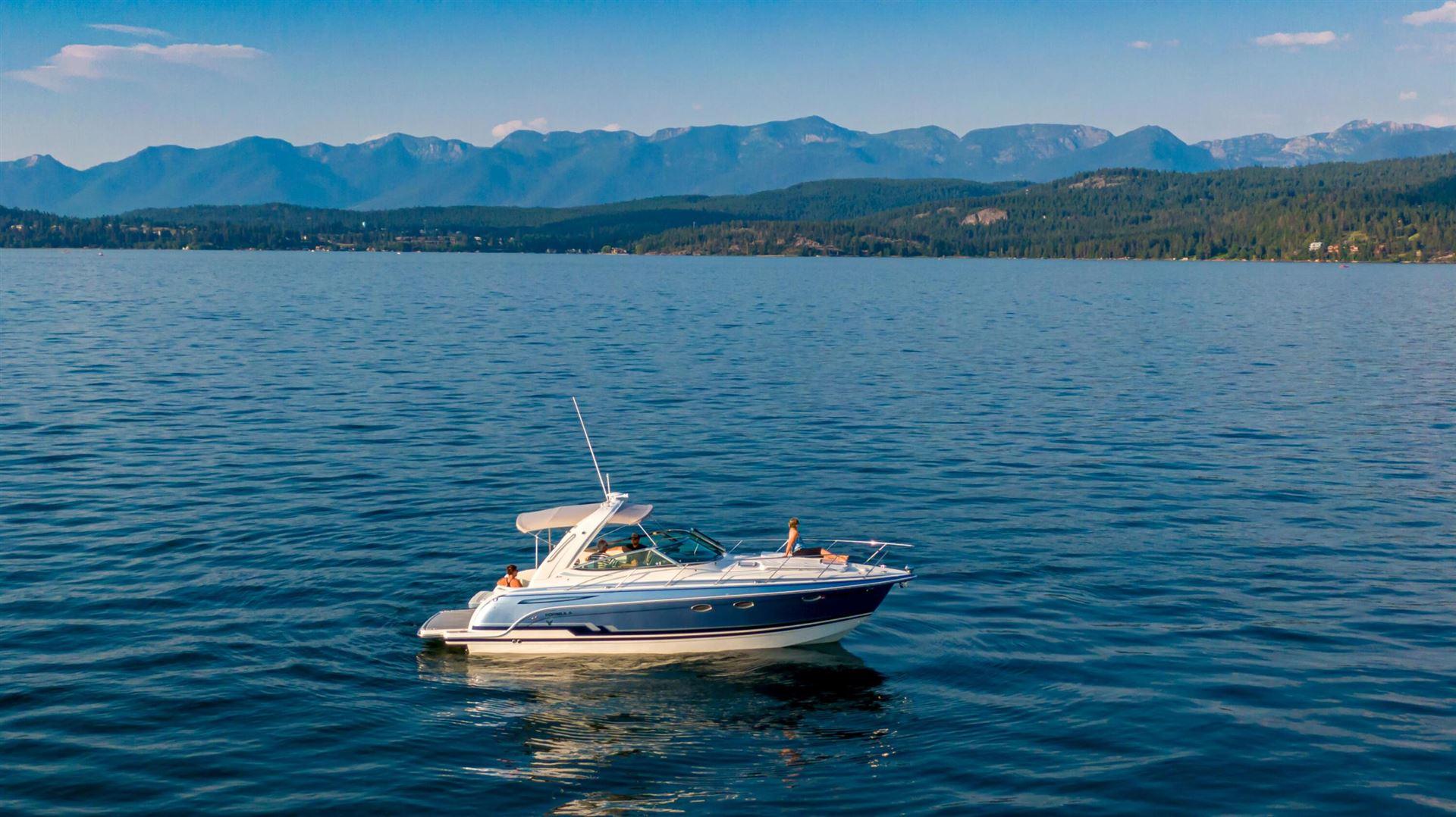 Photo of D-17 Eagle Bend Yacht Harbor, Bigfork, MT 59911 (MLS # 22110370)