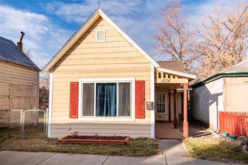Photo of 1534 Lewis Street, Helena, MT 59601 (MLS # 22018380)