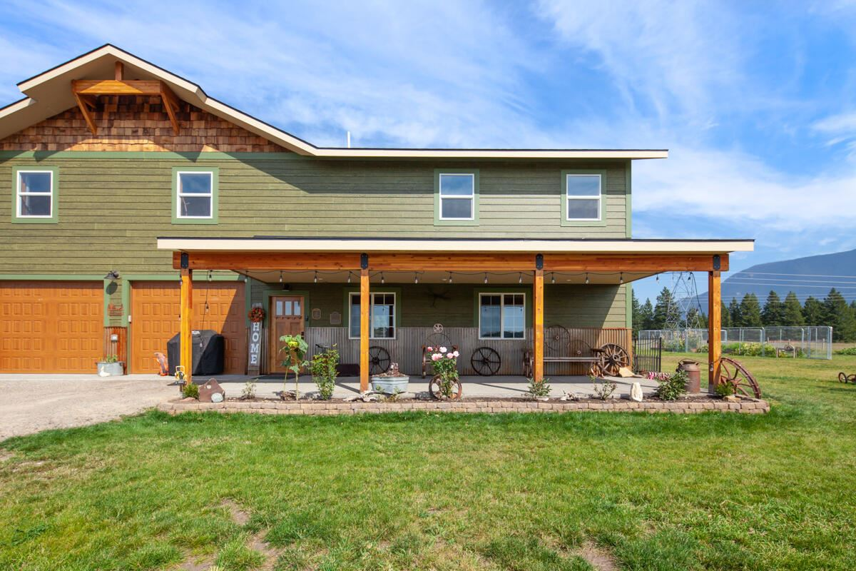 Photo for 119 River Butte Drive, Columbia Falls, MT 59912 (MLS # 22114392)