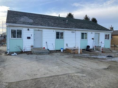 Tiny photo for 120 3rd Street South West, Cut Bank, MT 59427 (MLS # 22100426)