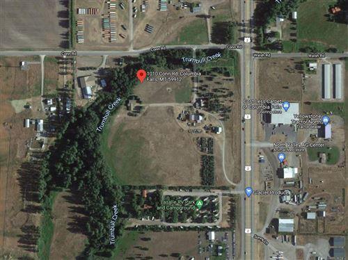 Photo of 1010 Conn Road, Columbia Falls, MT 59912 (MLS # 22101434)