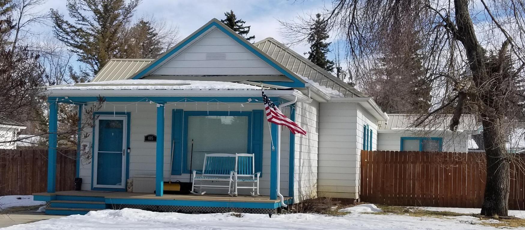 Photo of 405 South Michigan Street, Conrad, MT 59425 (MLS # 22102437)